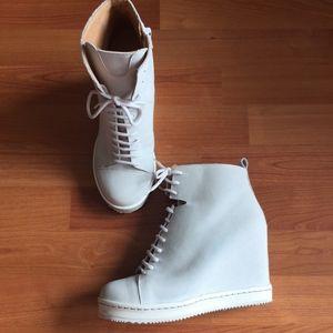 New Maison Martin Margiela Wedge Sneakers